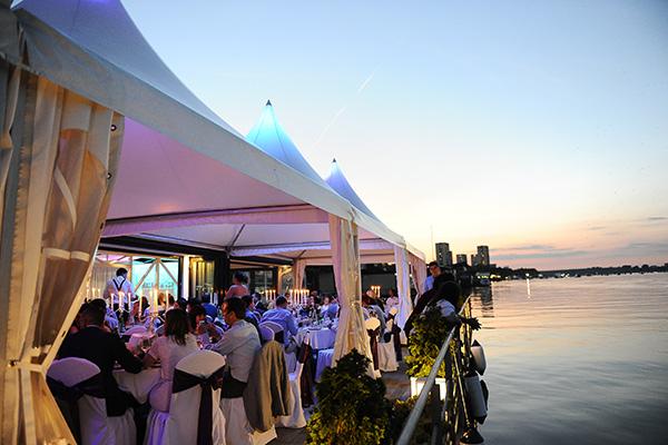 Restoran za venčanje kao iz bajke