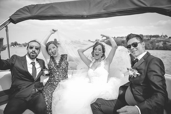 Na svadbu gliserom