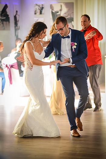 Rezervne cipele na venčanju