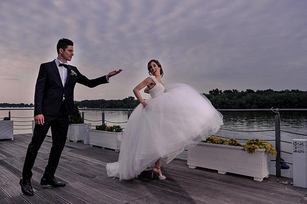 Venčanje na vodi